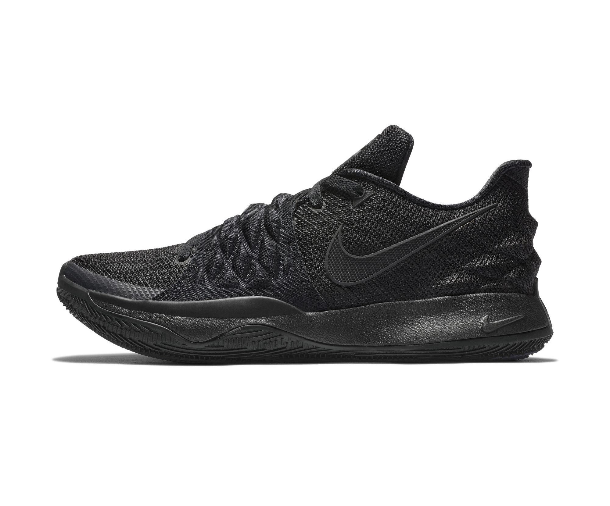 brand new b183a 09ff5 Nike Kyrie Low 'Triple Black' is Dropping Soon - WearTesters