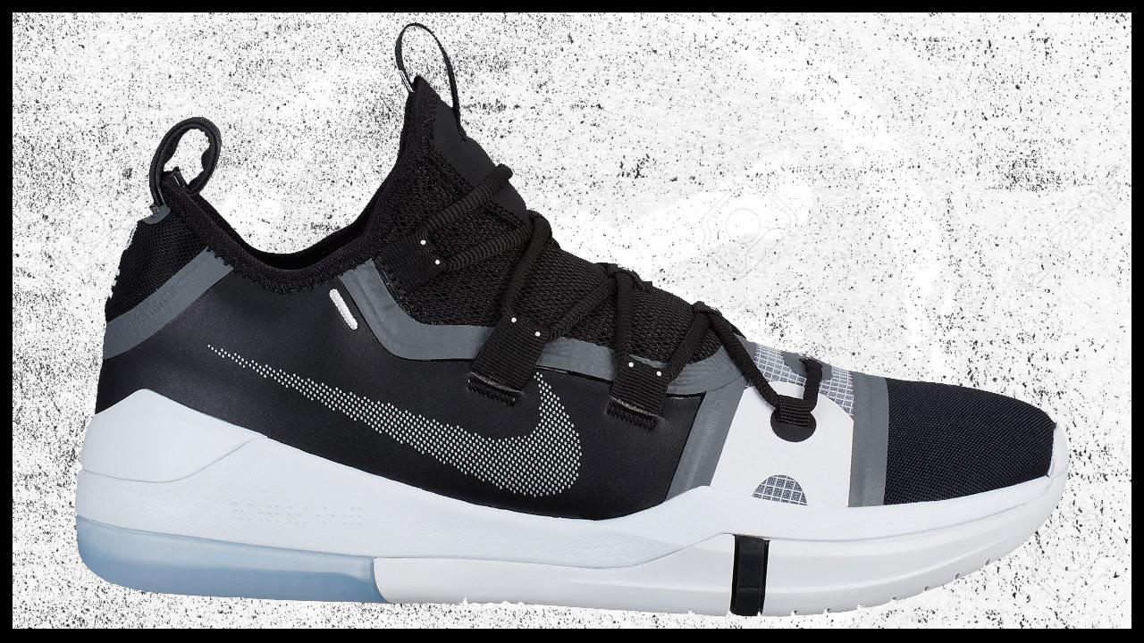 new concept 0c3eb b248f Nike-Kobe-AD-Exodus-Black-White-1 - WearTesters