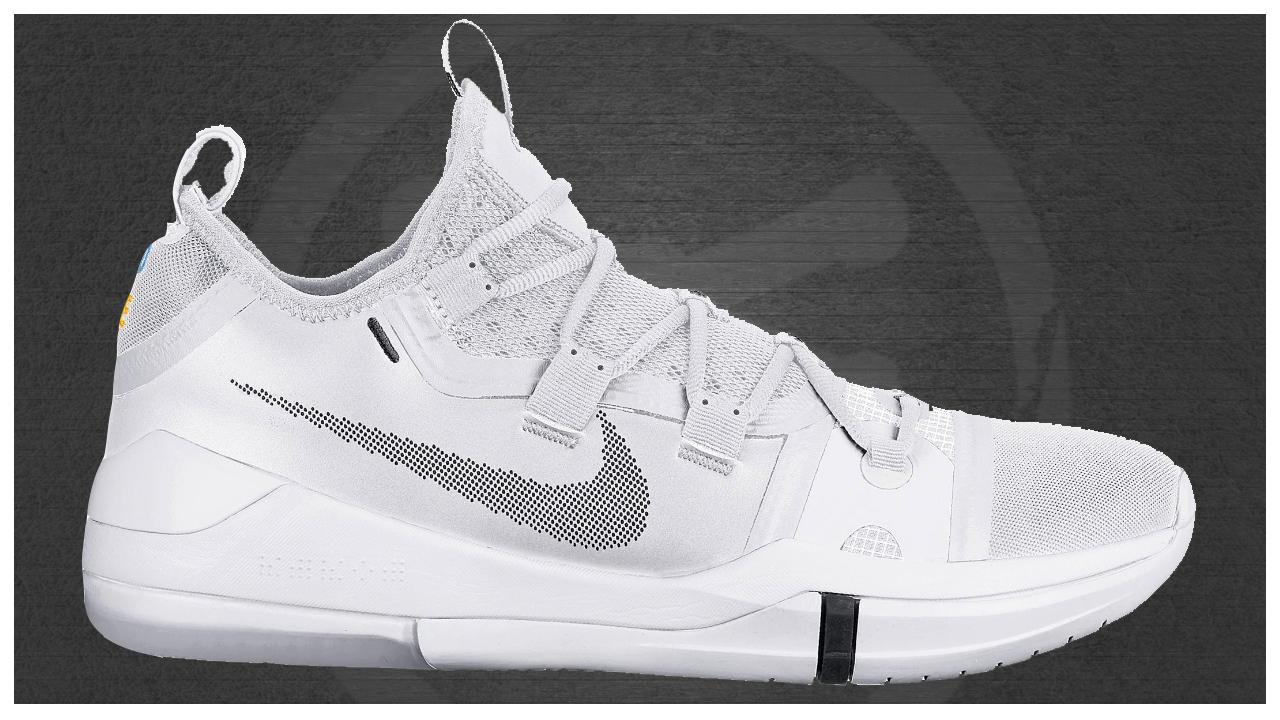 brand new 13aa4 cc321 Nike-Kobe-AD-Exodus-White-1 - WearTesters