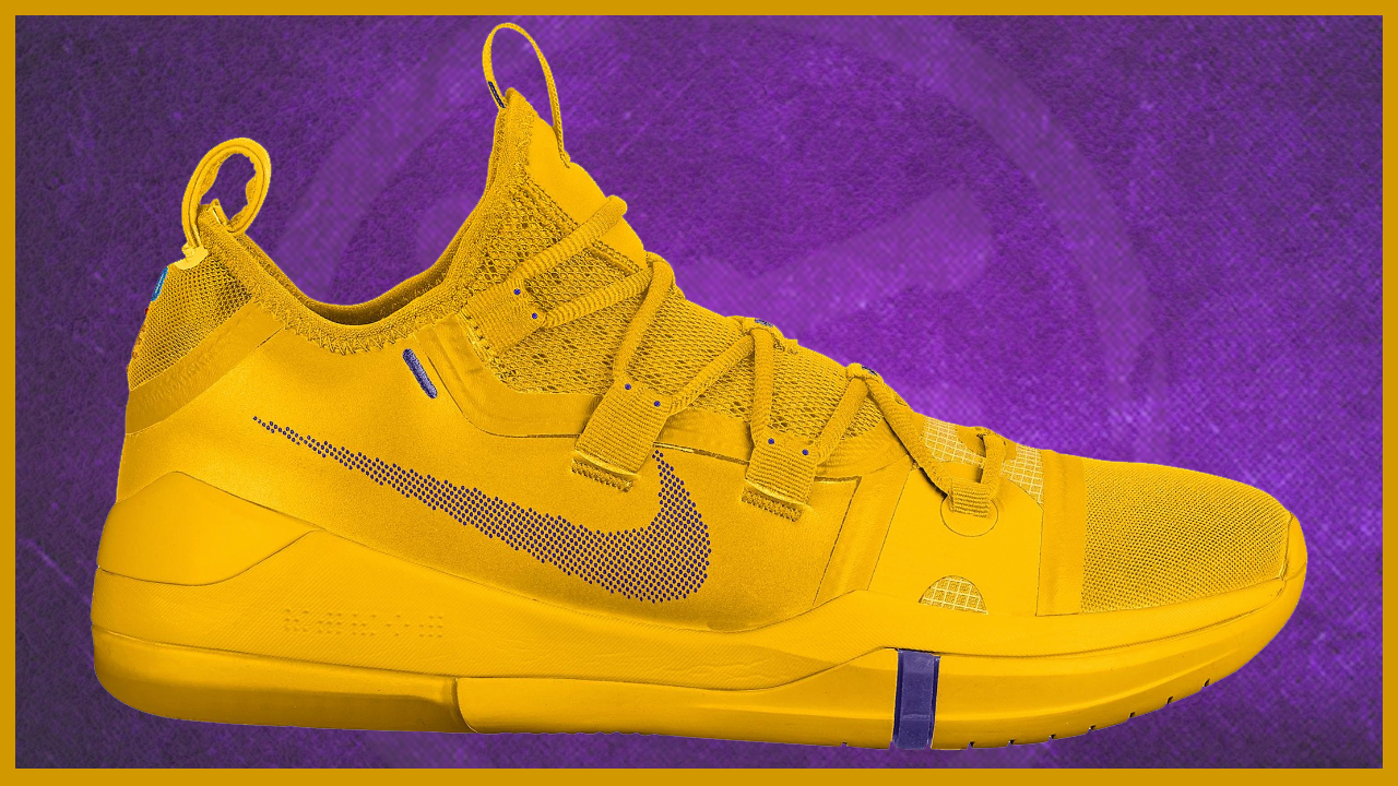 half off a0ec8 a2872 Nike-Kobe-AD-Exodus-Yellow-1 - WearTesters