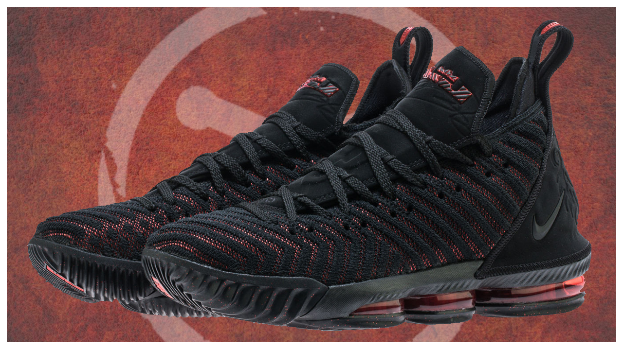 purchase cheap 0acaf 0548d The Nike LeBron 16 'Fresh Bred' is Available Now - WearTesters