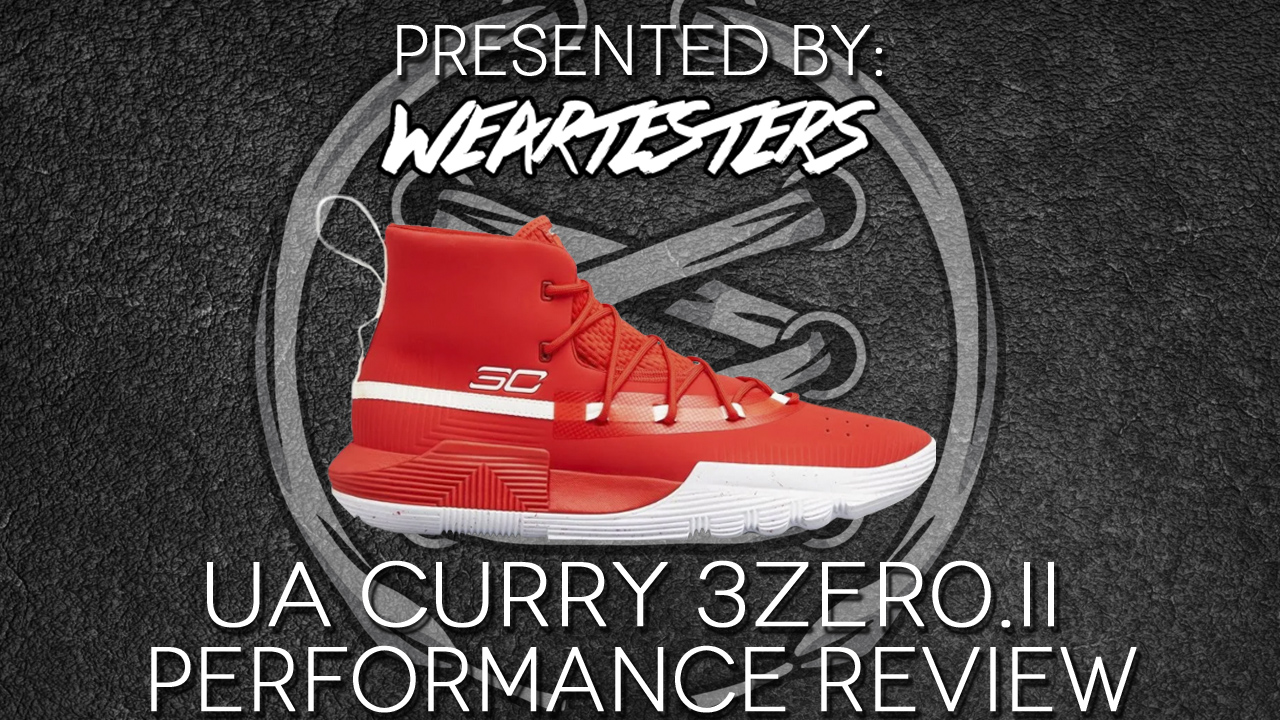 get cheap 8f91f 4f151 Under Armour Curry 3ZER0 2 Performance Review - WearTesters
