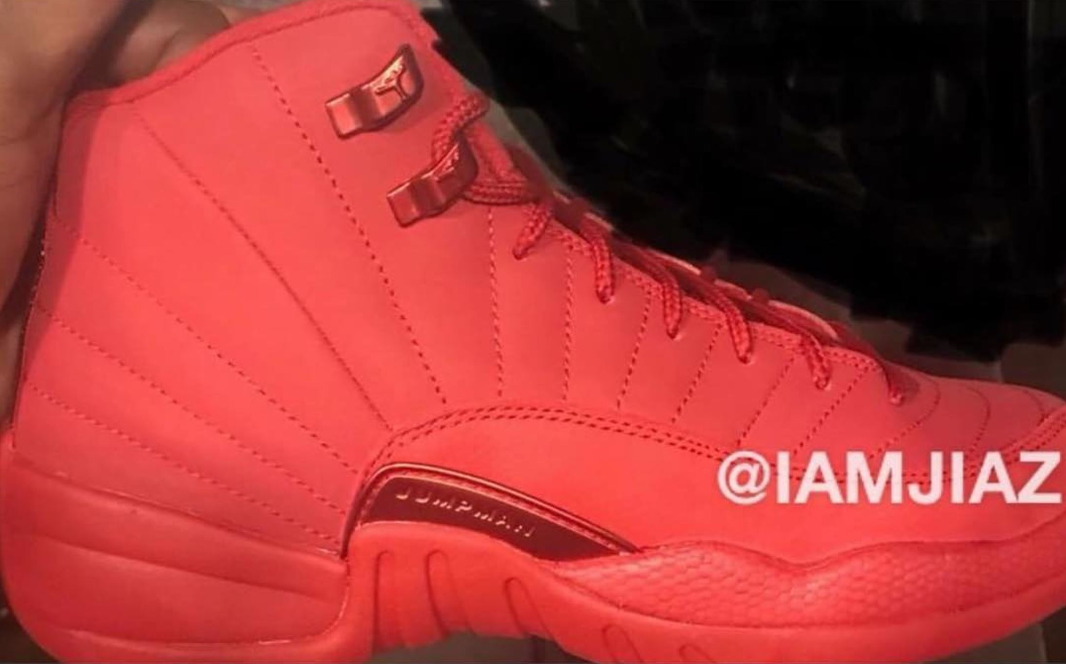 new concept 5598e 51901 Expect the Air Jordan 12 'Gym Red' Release on Black Friday ...