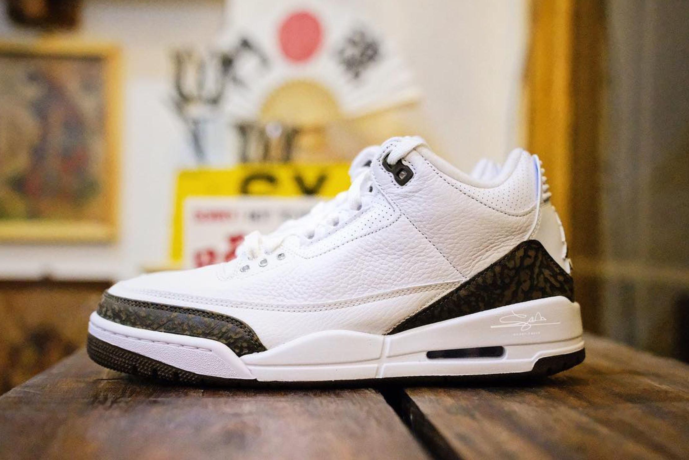 The Air Jordan 3 'Mocha' Retro Could
