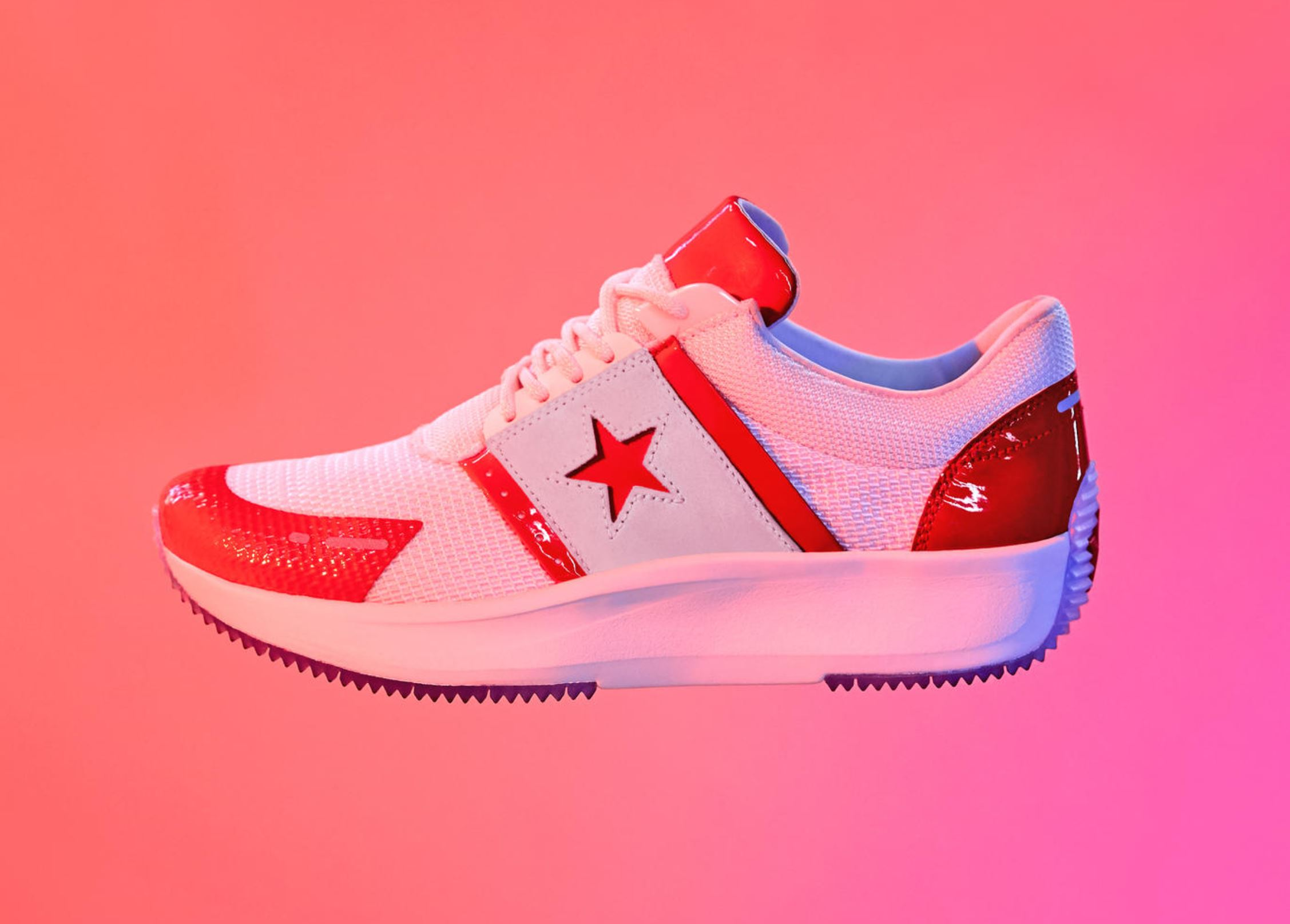 The Converse Run Star Is the Brand's Latest, And It's Familiar ...