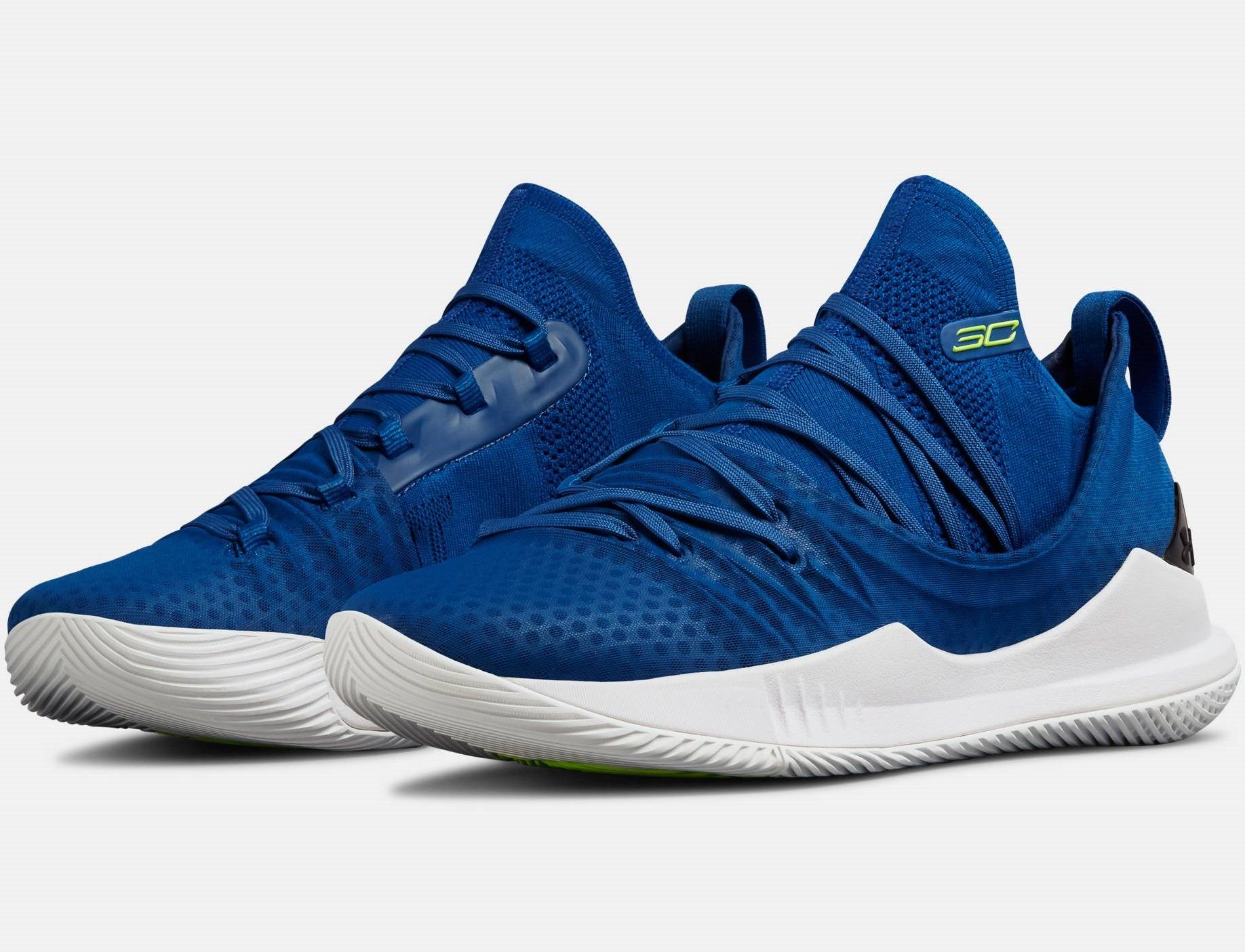 Steph's Curry 5 'Moroccan Blue' Is Up
