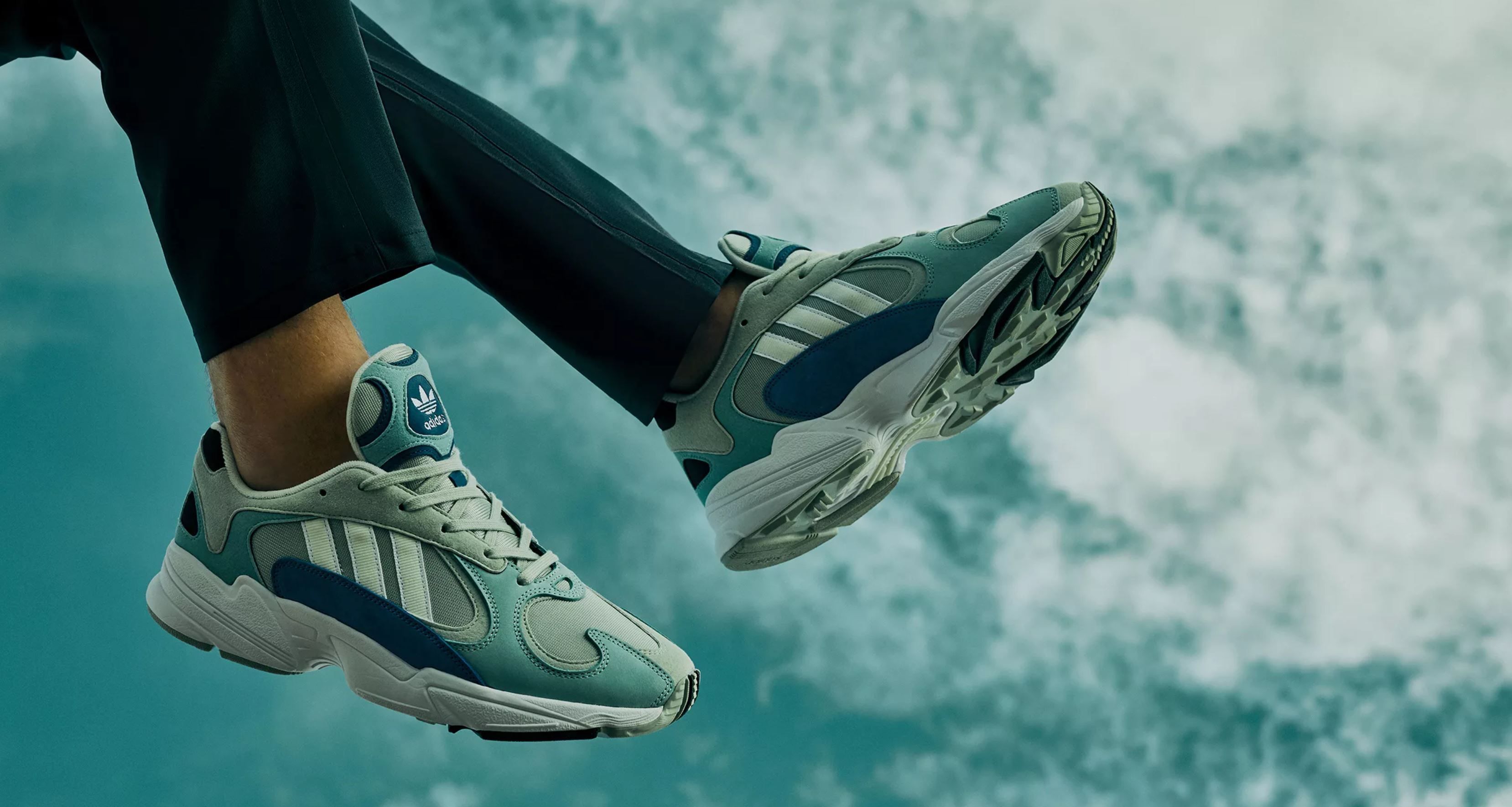 END Clothing's adidas Yung 1 'Atmosphere' Draw is Now Open