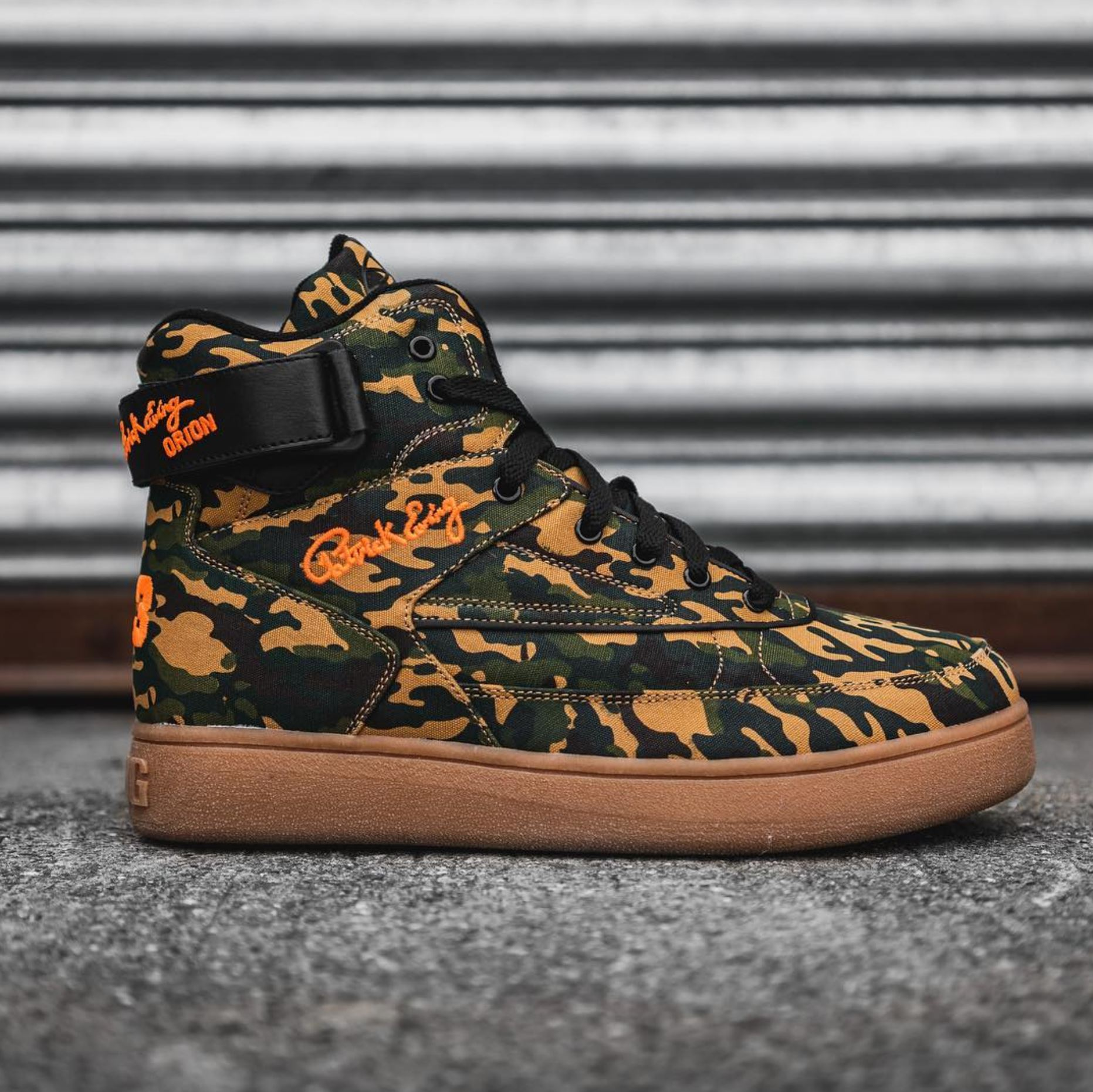 The Ewing Orion Gets New Camo and