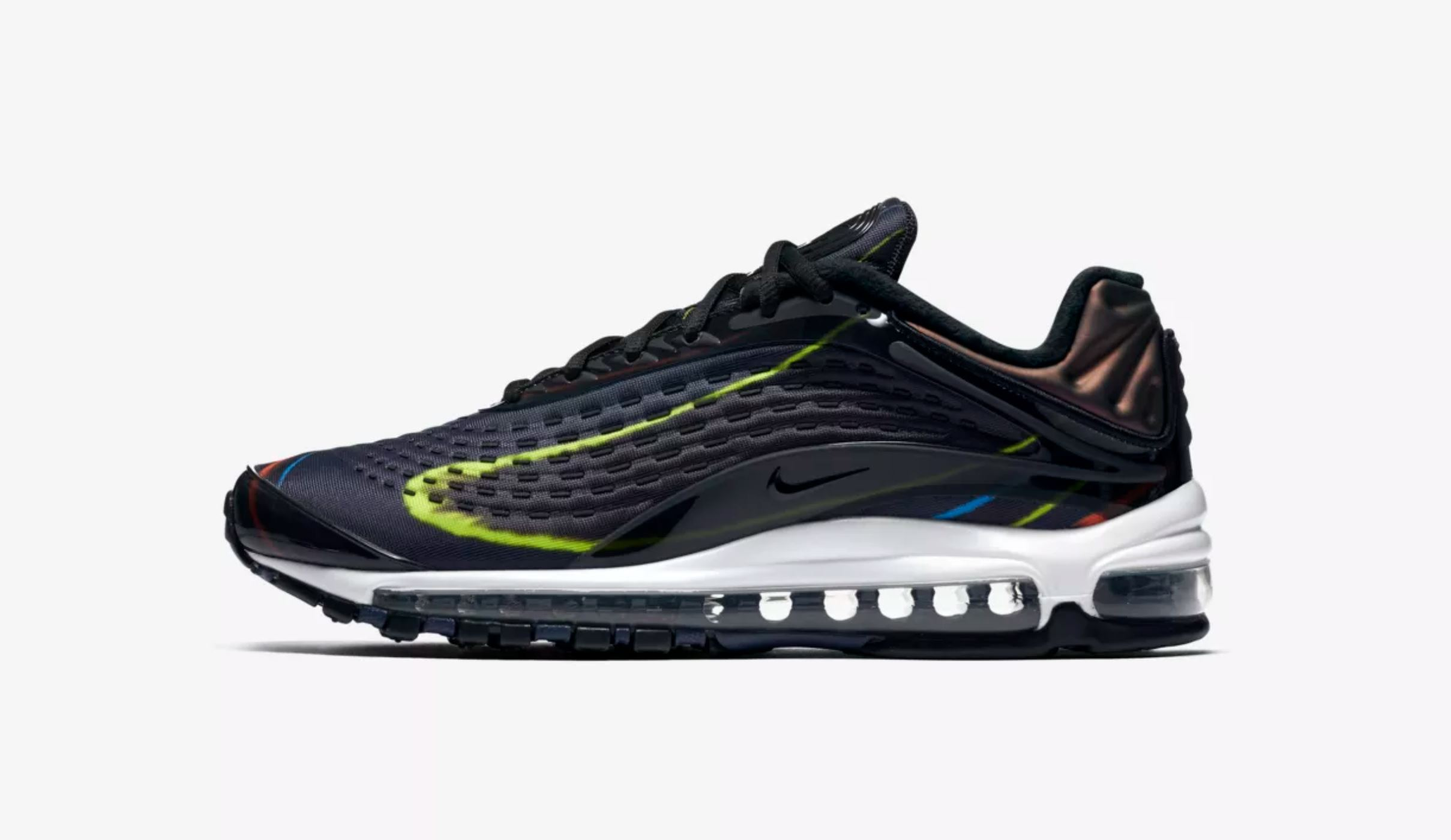 size 40 5327d 1e522 The Nike Air Max Deluxe 'Black Multicolor' Will Release for ...