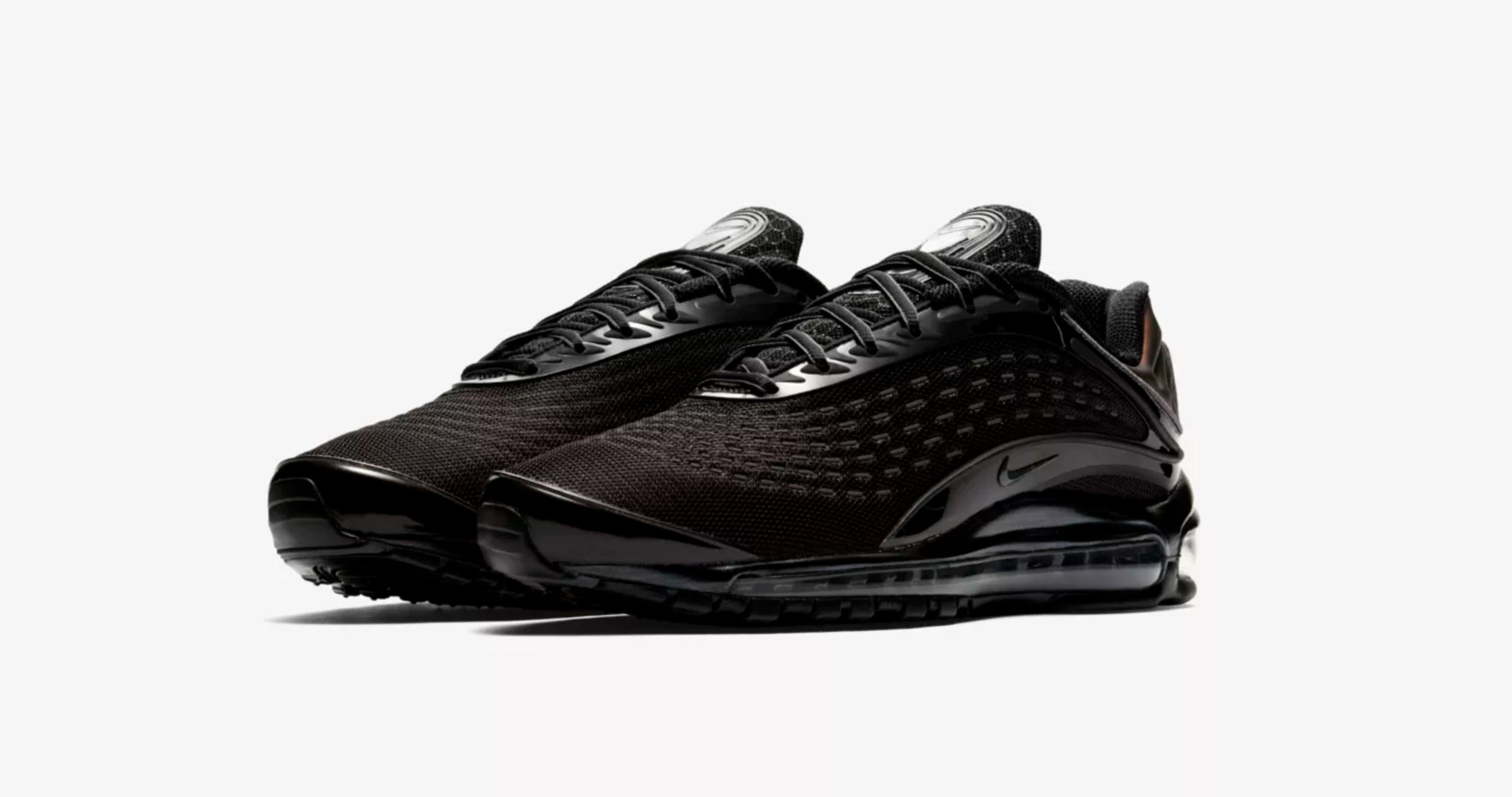 Get Ready For The Nike Air Max Deluxe Triple Black | Nike