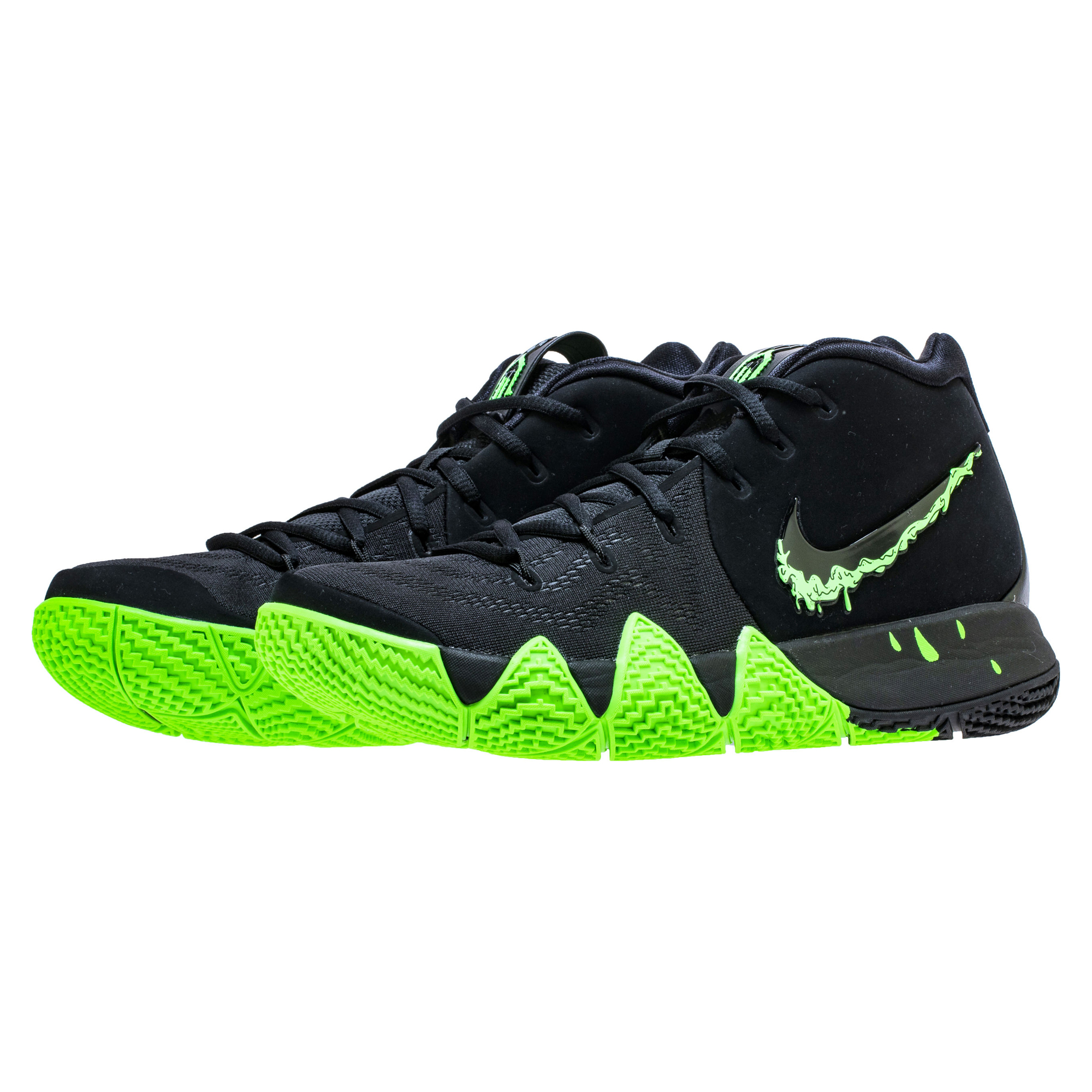 the latest 4f1b1 76223 Kyrie Irving's Latest Kyrie 4 Gets Slimed - WearTesters