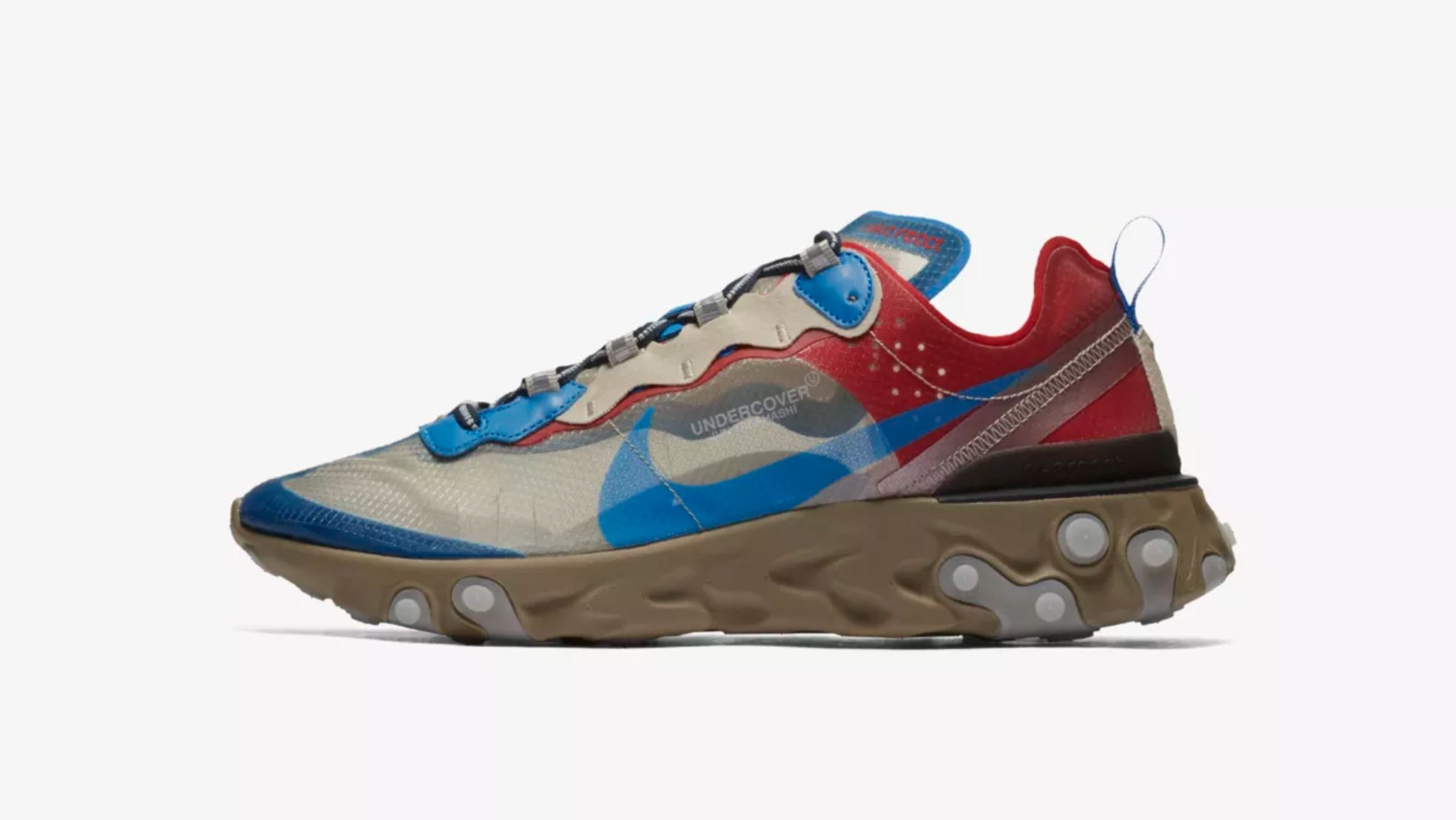 abada8f6 The Nike React Element 87 x UNDERCOVER to Release This Week ...