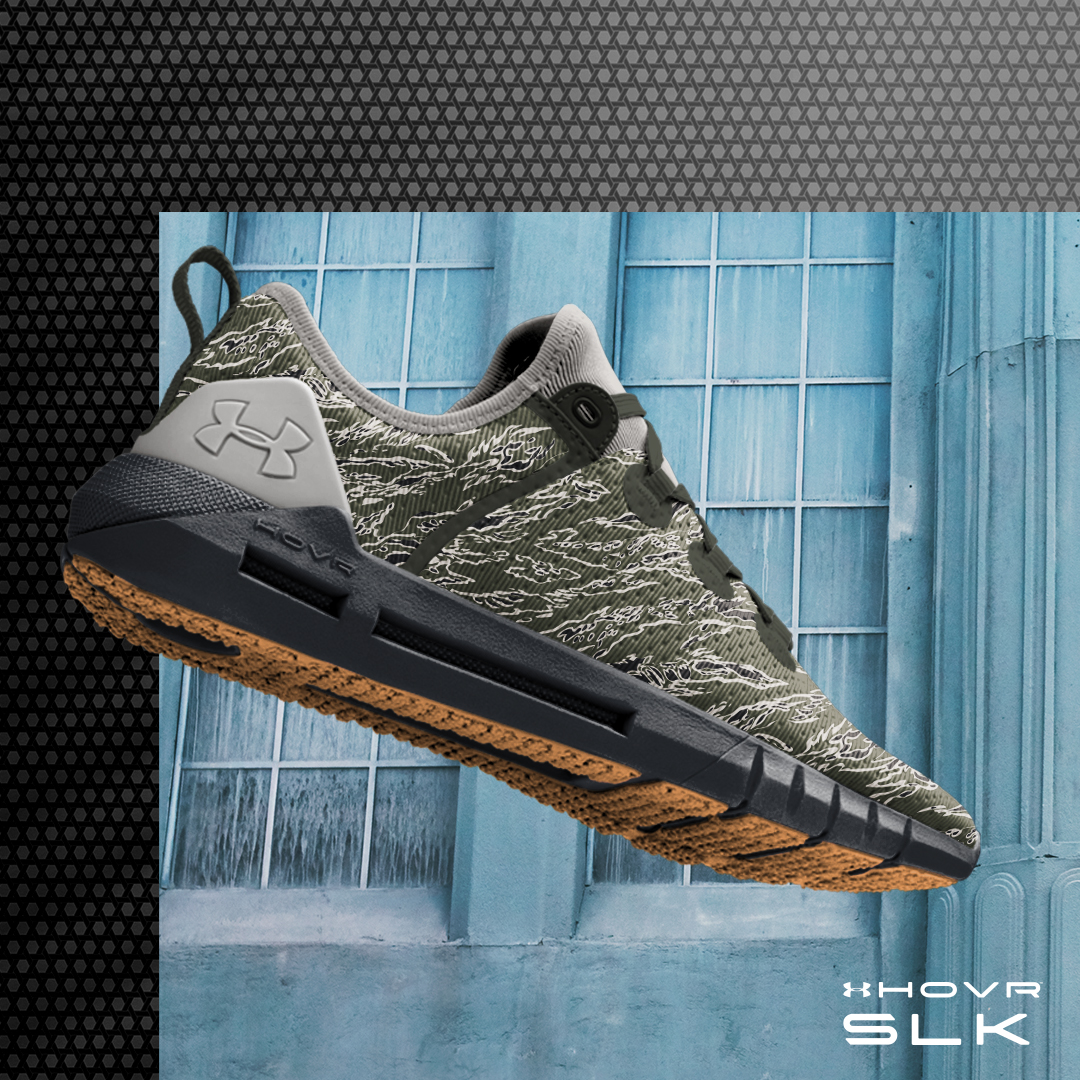 super popular e22bc 54767 The Under Armour HOVR SLK Can Now Be Customized on ICON ...
