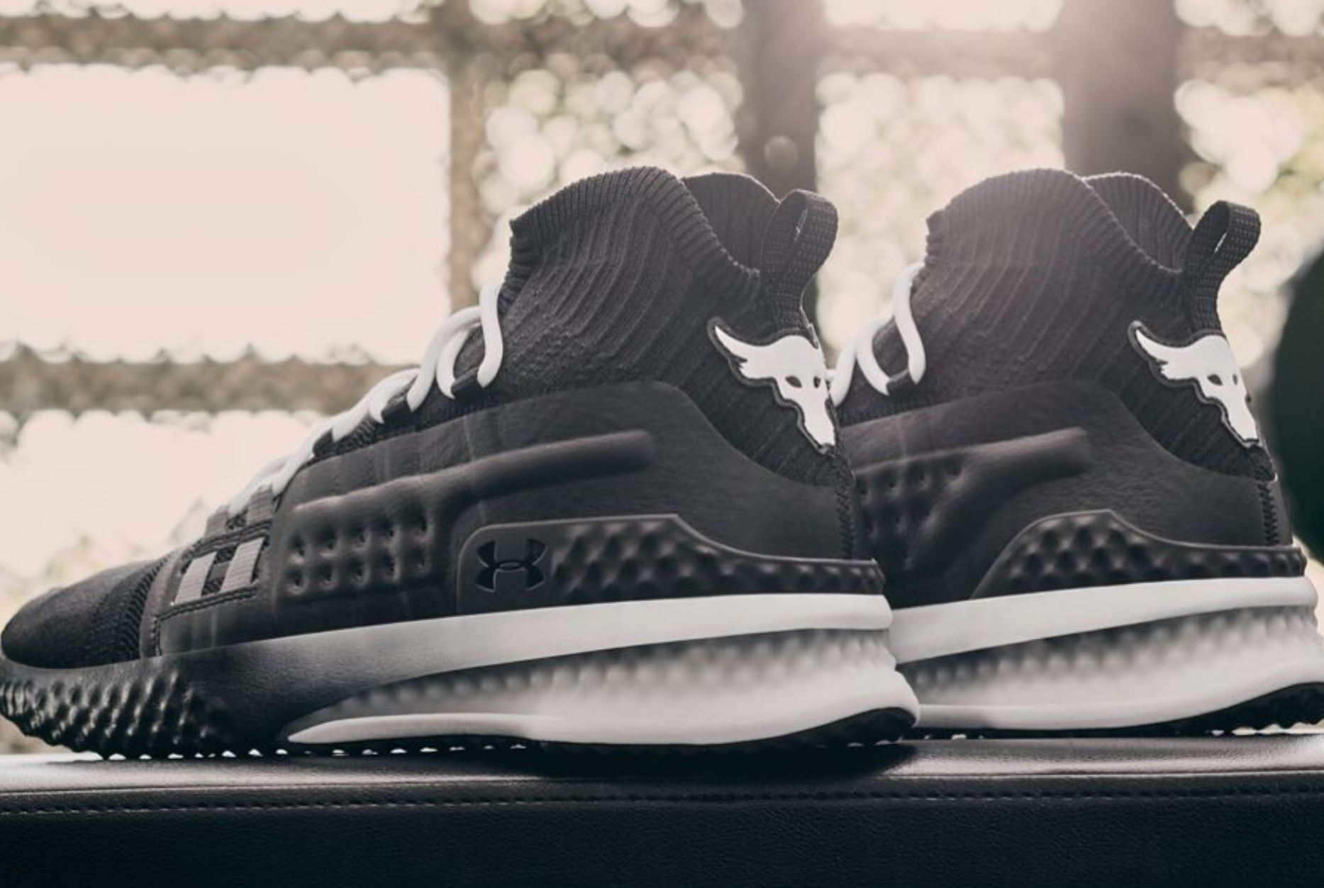 Dwayne Johnson'S Under Armour Project Rock 1 Returns This Under Armour Rock Project Shoes