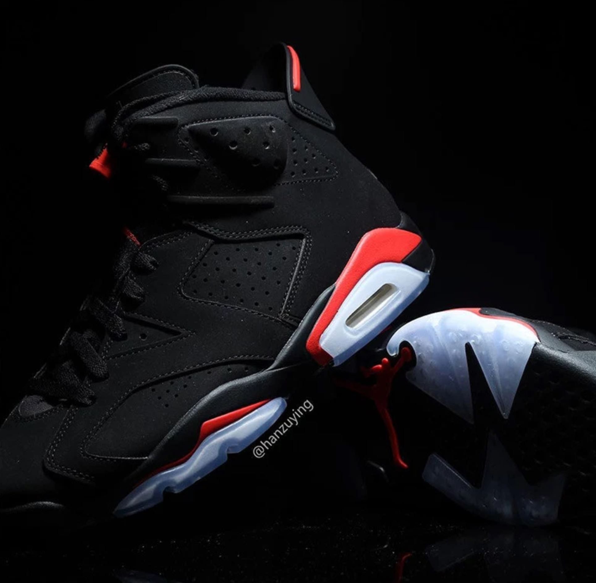 new york aa551 f717d 2019 air jordan 6 black infrared release date - WearTesters