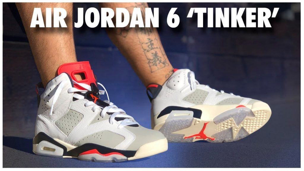 super cute 2fd06 245ba Air Jordan 6 'Tinker' | Detailed Look and Review - WearTesters