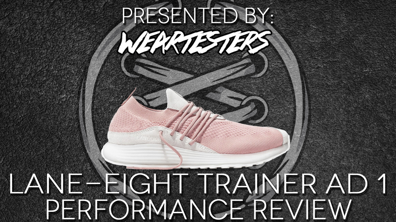 LANE EIGHT Trainer AD 1 Performance Review