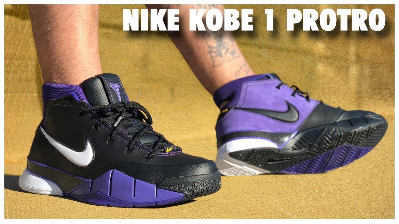Nike Kobe 1 Protro 'Court Purple