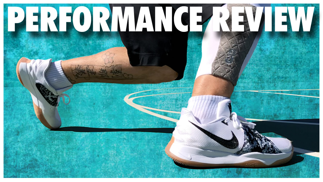 accidente mentiroso Descuido  Nike Kyrie Low Performance Review - WearTesters