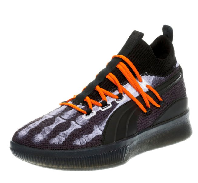 sports shoes 6c71a 359e3 Puma Clyde Court Disrupt 'X-RAY' Dropping for Halloween ...