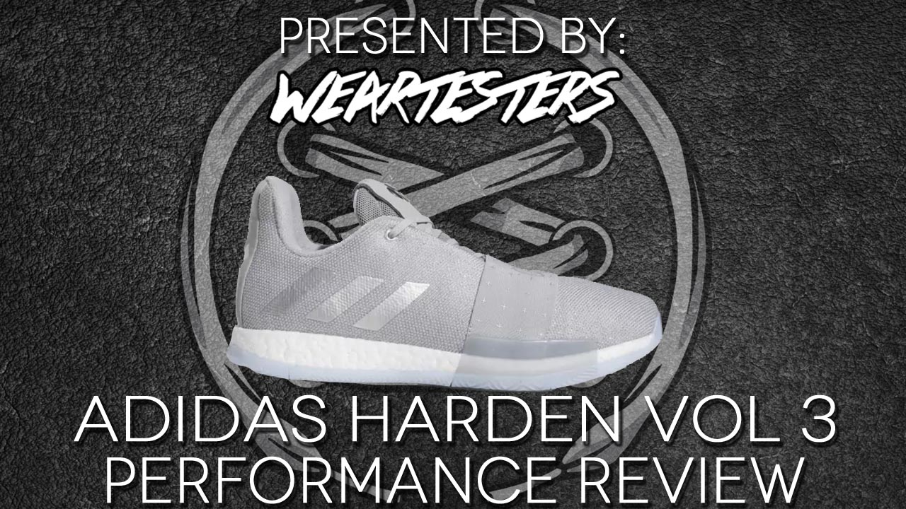adidas Harden Vol 3 Performance Review | Duke4005 WearTesters