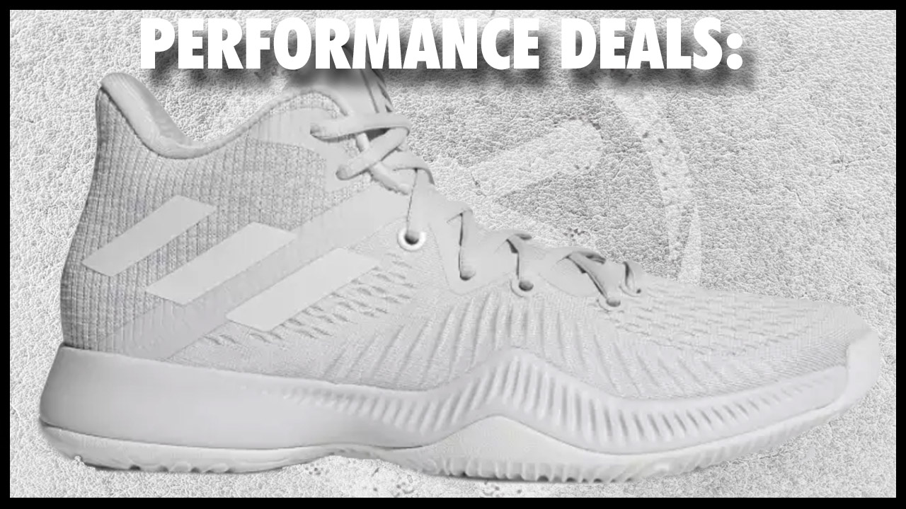 Diariamente Dialecto Logro  Performance Deals: The adidas Mad Bounce is on Sale - WearTesters