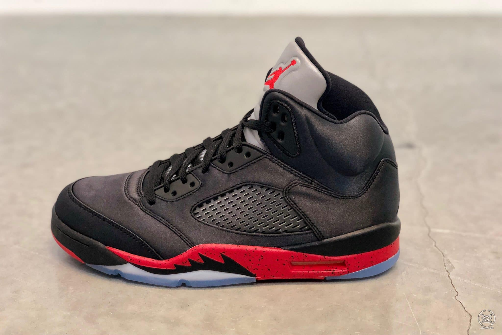 on sale 91ec8 4f9bf The Air Jordan 5 Satin Release Date Has Been Moved Up ...