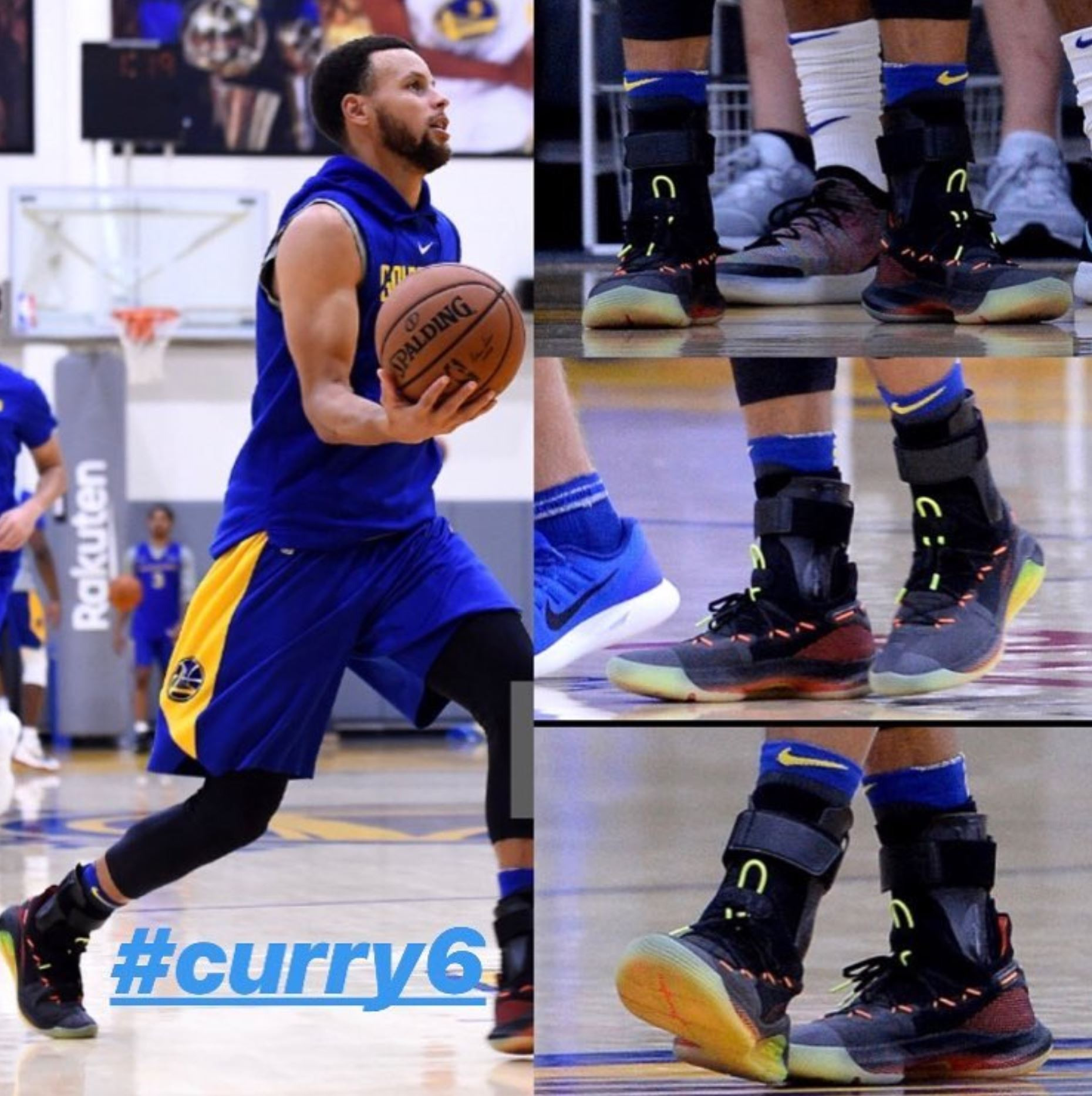 wholesale dealer 194f0 1a994 Has the Under Armour Curry 6 Leaked? - WearTesters