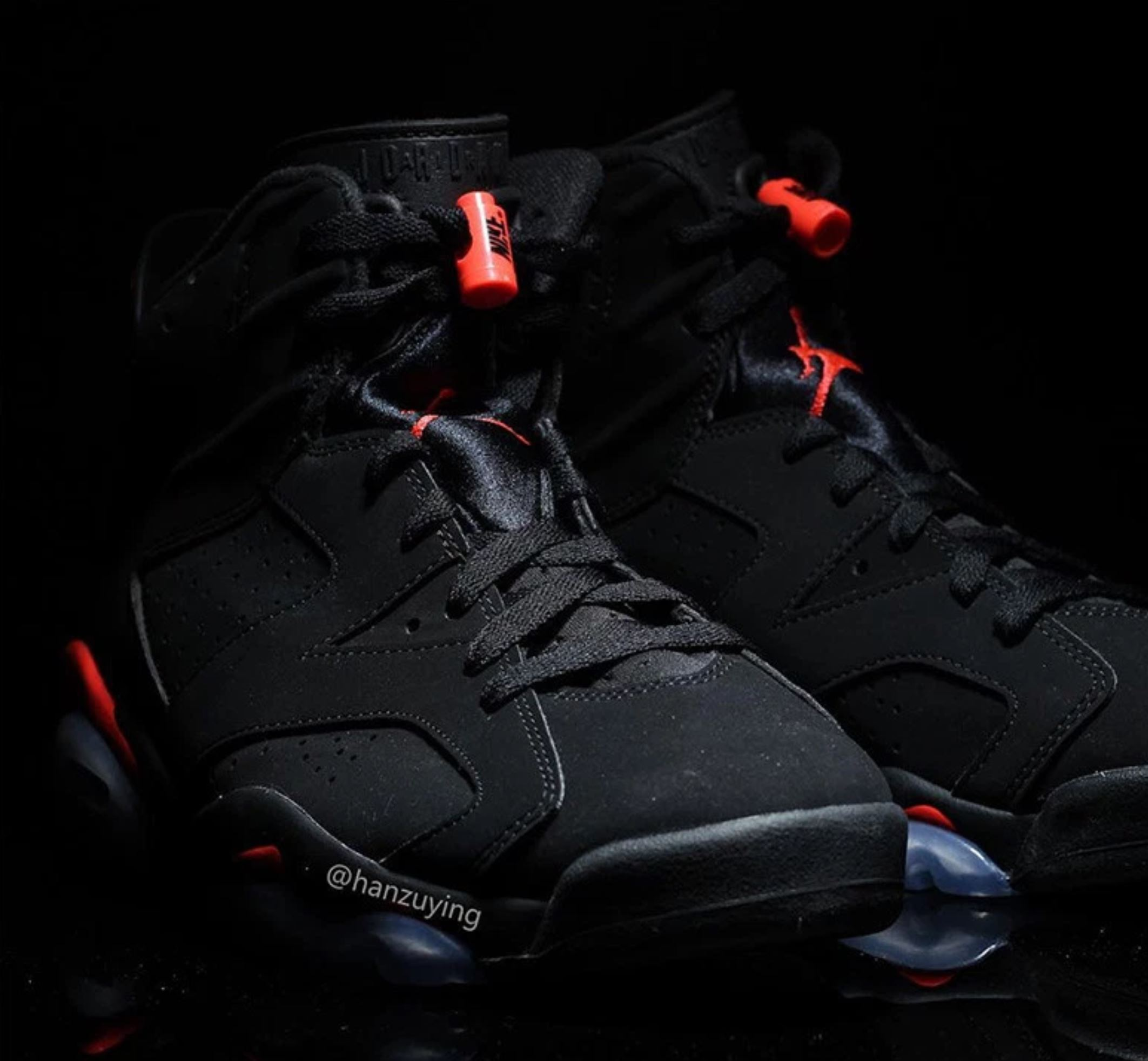 separation shoes 48f4f 8fede The Air Jordan 6 'Black Infrared' to Release in February for ...