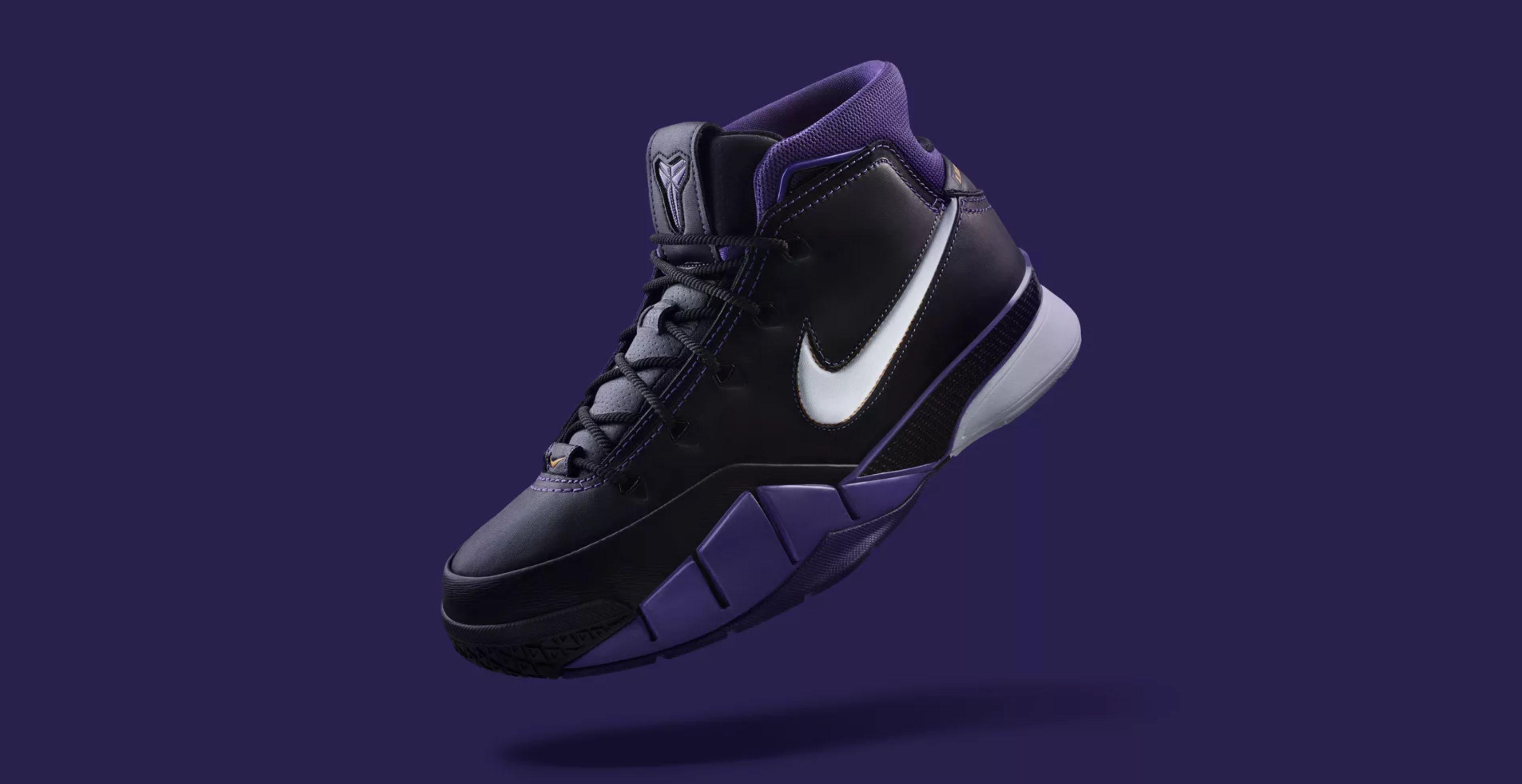 Kobe Bryant's OG Nike Kobe 1 Protro