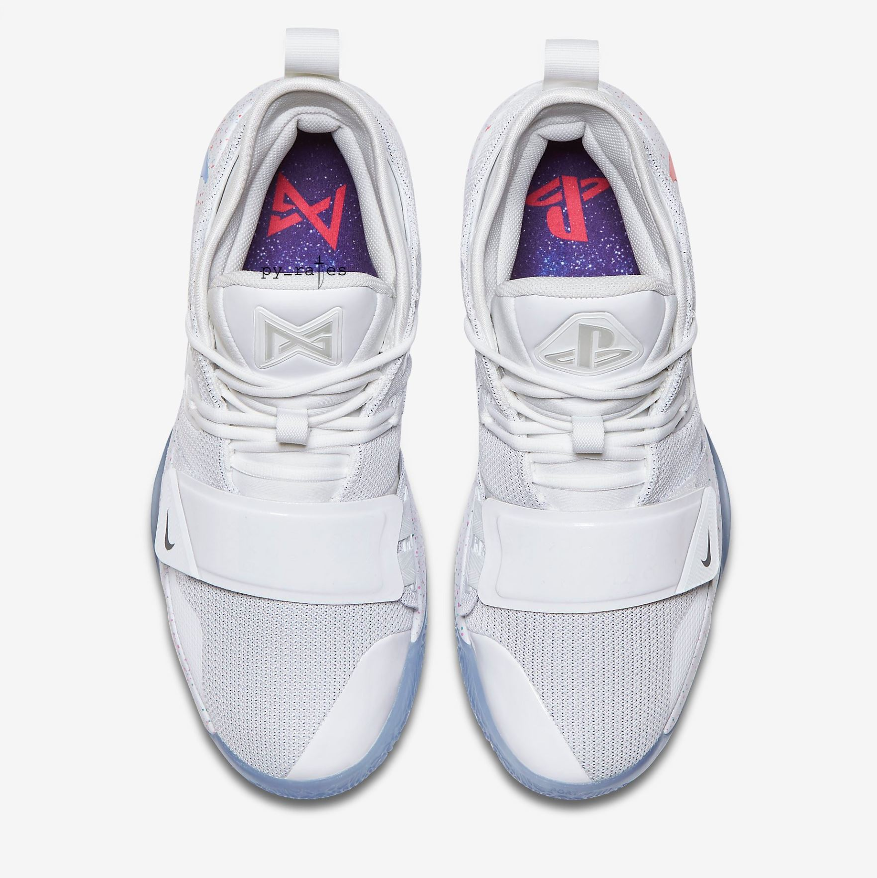 sneakers for cheap 18256 b4f8d nike pg 2.5 playstation paul george - WearTesters