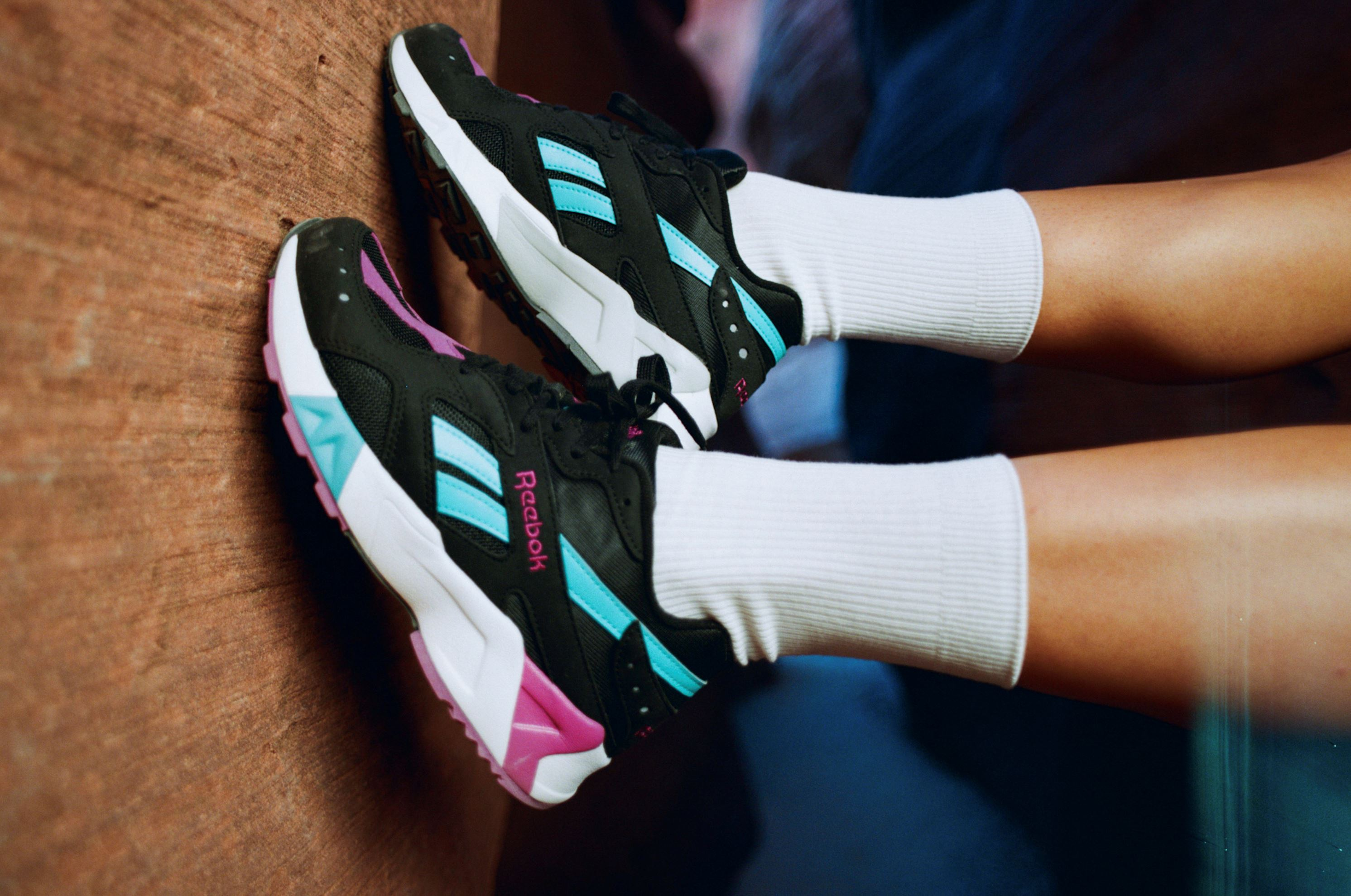c94f92af4e Reebok Goes Cross Country to Get Back to the Aztrek's Off-Road Roots ...