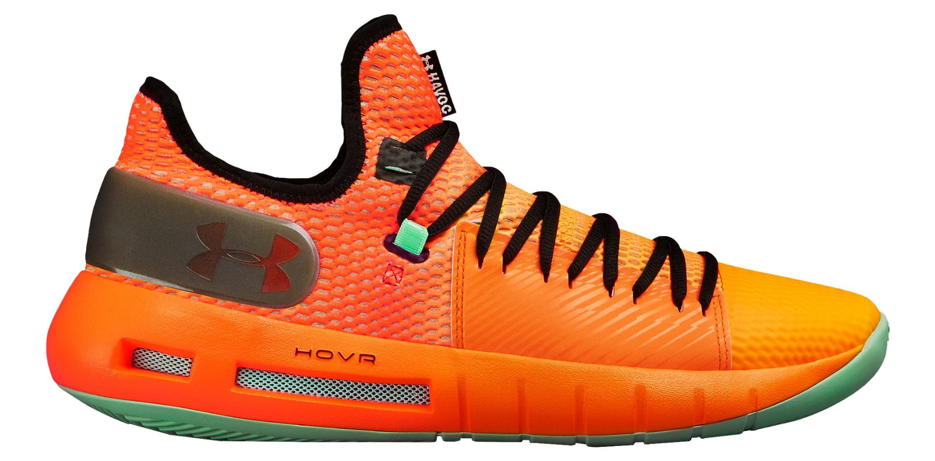 best service 59937 4f14f Under Armour Has Released New HOVR Havocs for Halloween ...