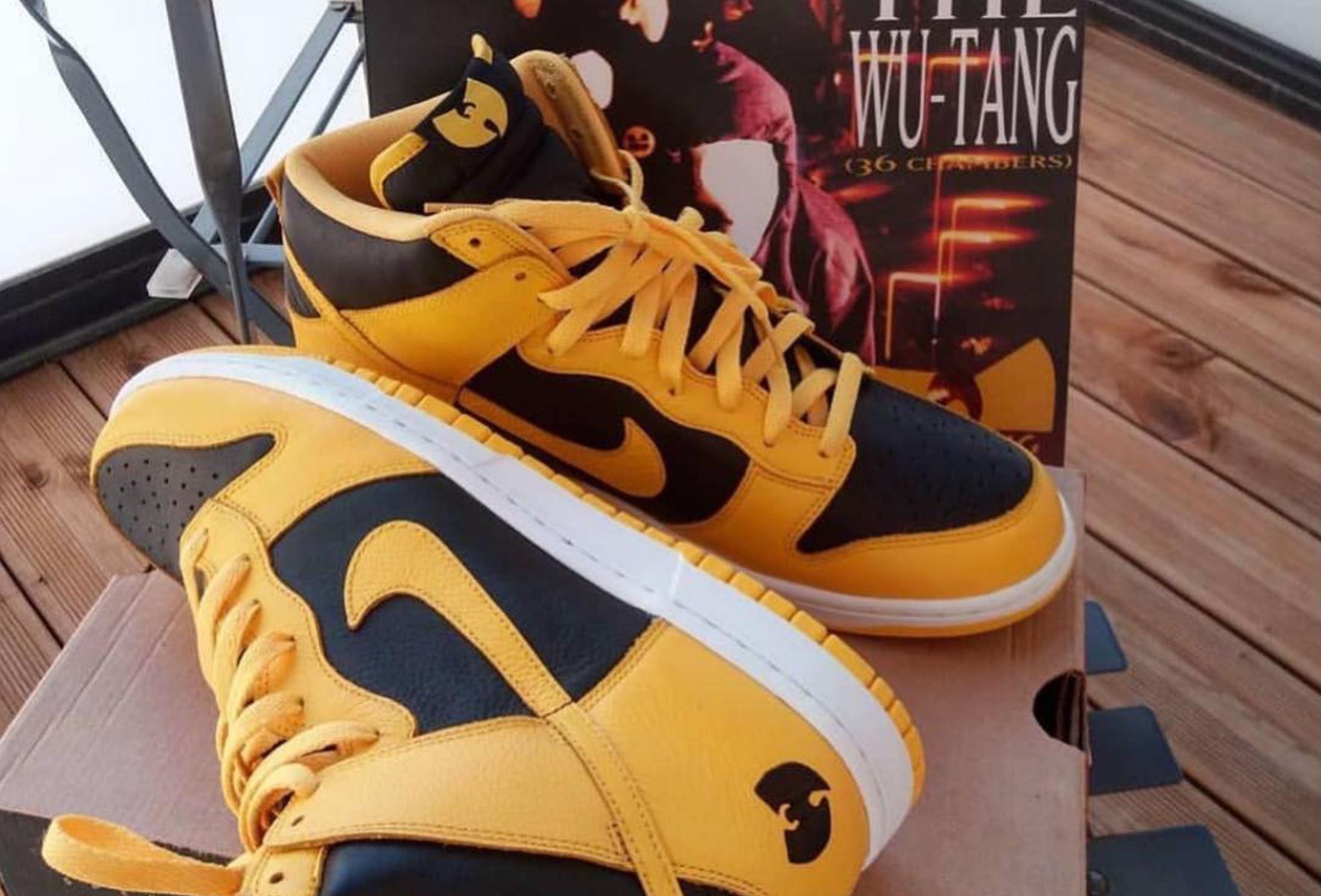 Method Man Calls for a 'Wu-Tang' Dunk