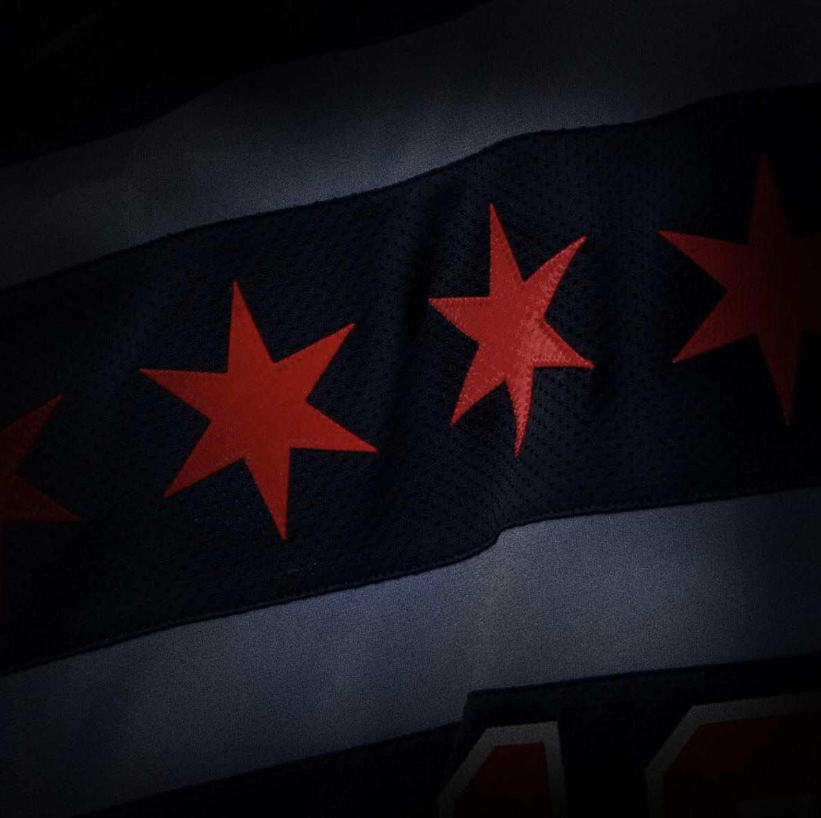 official photos 3757a ada12 Chicago Bulls Reveal New City Edition Jersey - WearTesters