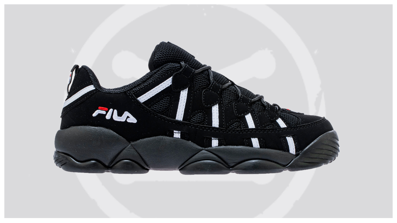 The FILA Spaghetti Low Makes a Surprise Return - WearTesters
