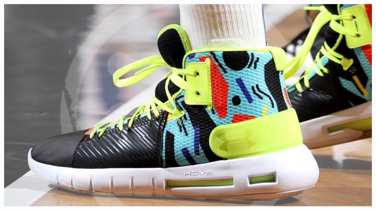 official photos 98668 16f59 Joel Embiid's Under Armour HOVR Havoc PE is Available Now ...