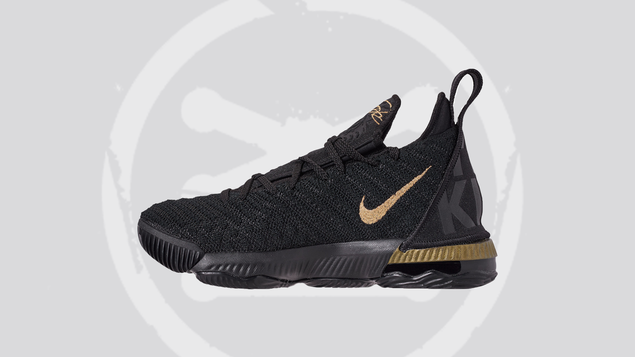 buy popular 1ebac 9a381 This Nike LeBron 16 Colorway is Fit For Royalty - WearTesters