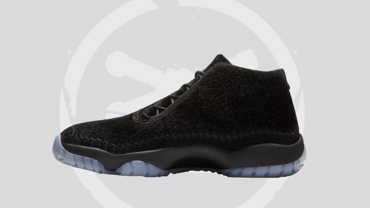 This Air Jordan Future Comes With New