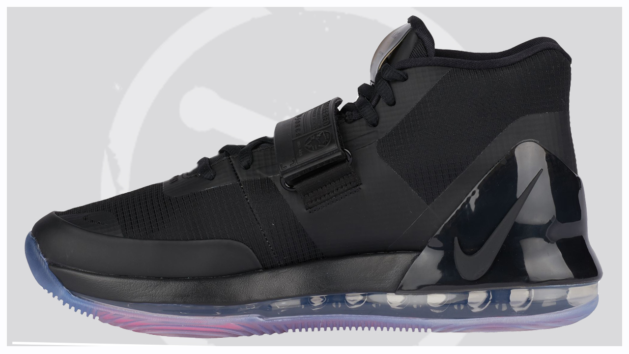 sneakers for cheap 371cb bd947 The Nike Air Force Max Has Landed Stateside - WearTesters