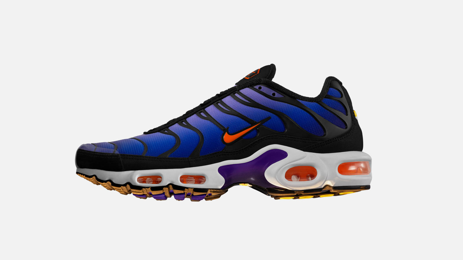 premium selection 63149 73c16 Nike to Relaunch the Air Max Plus in Classic Hyperblue ...