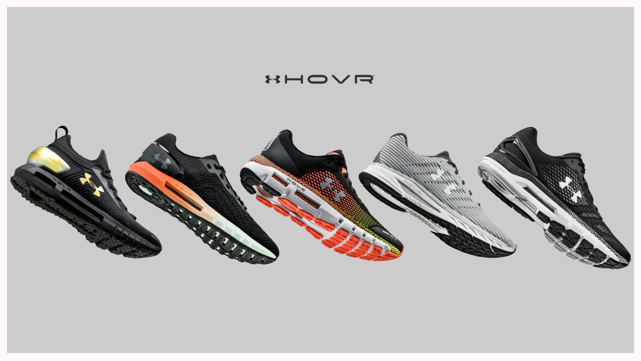 00b96cb1c76c3 Under Armour's 2019 Running Lineup Has Something for Every Style of ...
