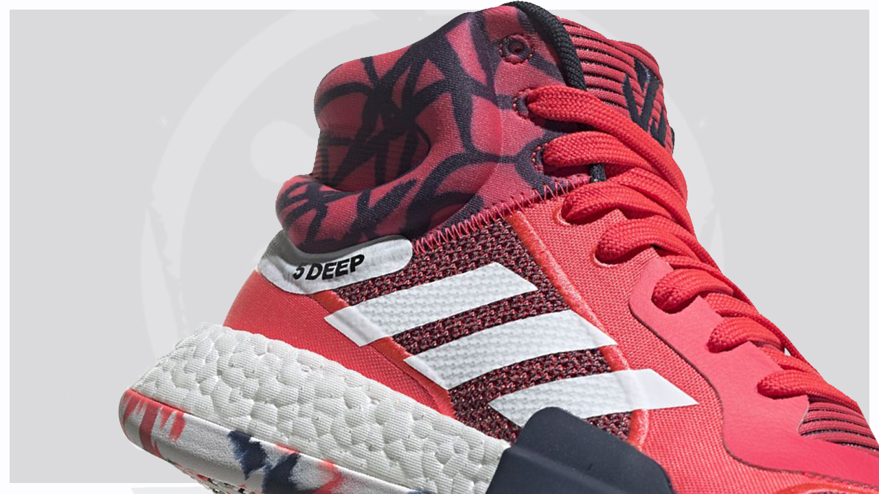 wholesale sales good selling new authentic This adidas Marquee Boost PE Pays Tribute to John Wall and ...