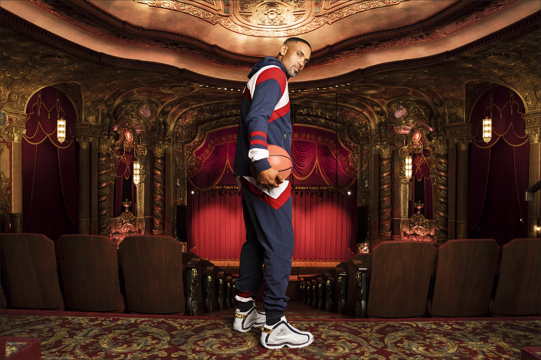 FILA to Drop Two Grant Hill 2 'Hall of