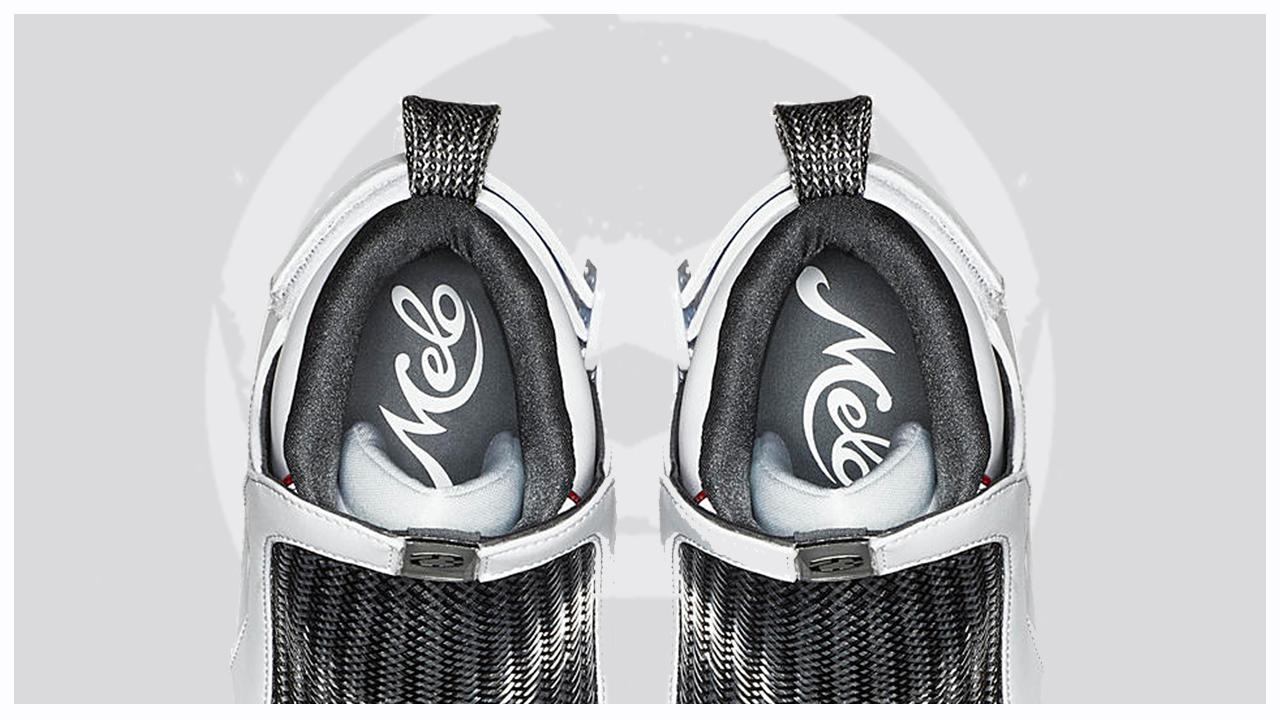 The Air Jordan 19 'Flint Grey' Retro
