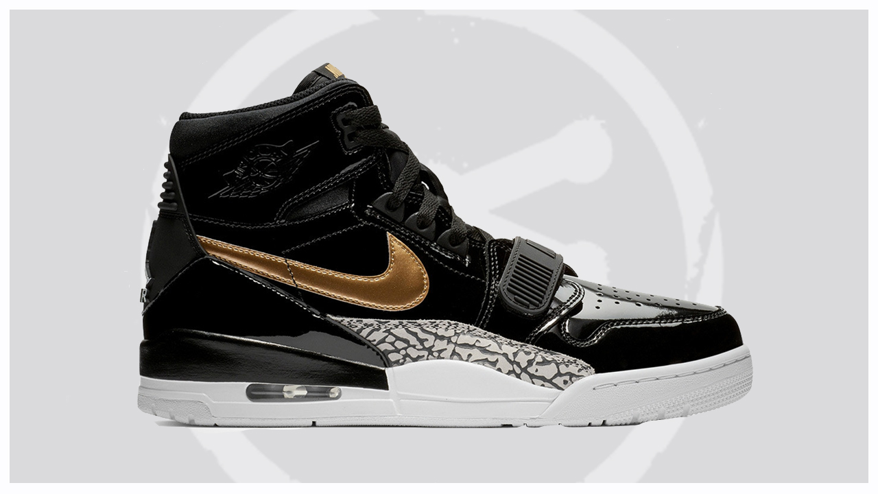 The Jordan Legacy 312 to Release in