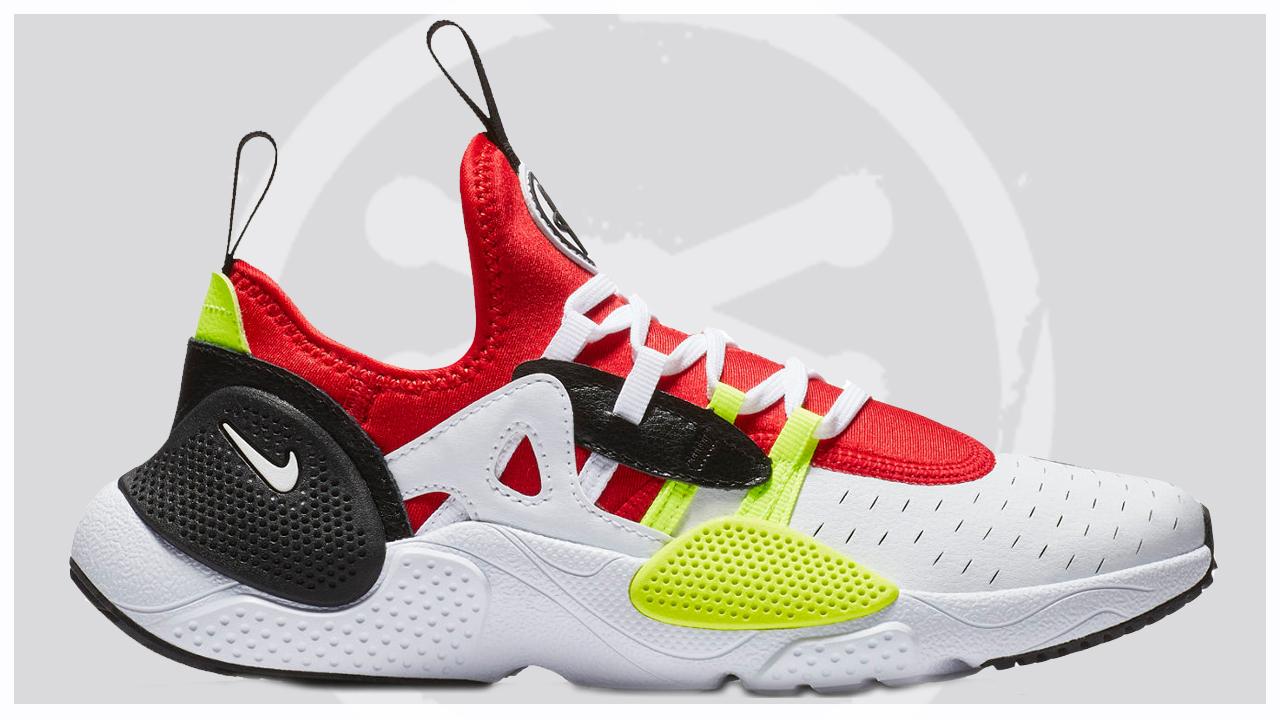 This Nike Huarache E.D.G.E. is a Kids