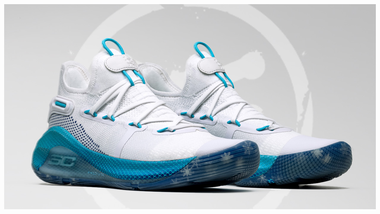 super popular 85586 3da1f Under Armour Introduces the Curry 6 'Christmas in the Town ...
