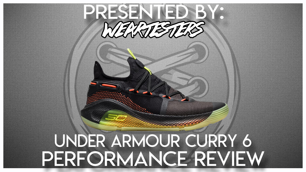 219bfa3d Under Armour Curry 6 Performance Review - WearTesters
