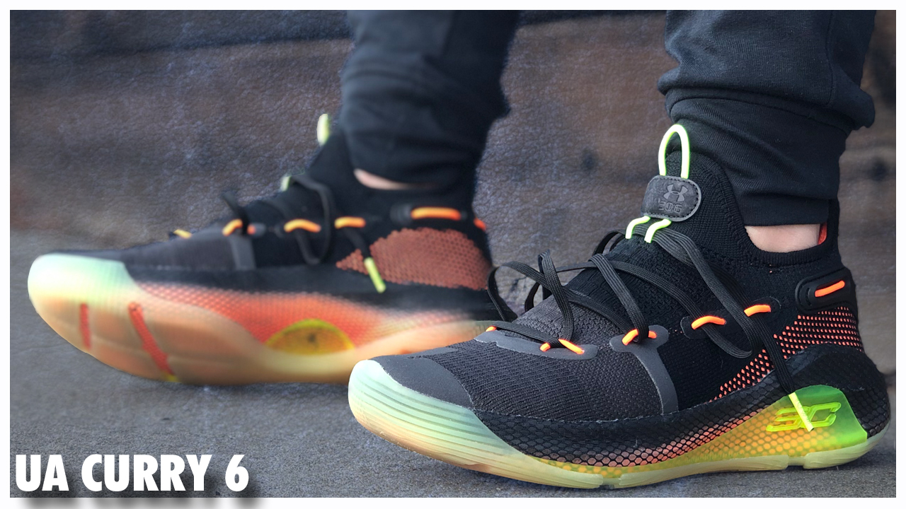 brand new daa90 032c3 A Detailed Look and Review of the Under Armour Curry 6 'Fox ...